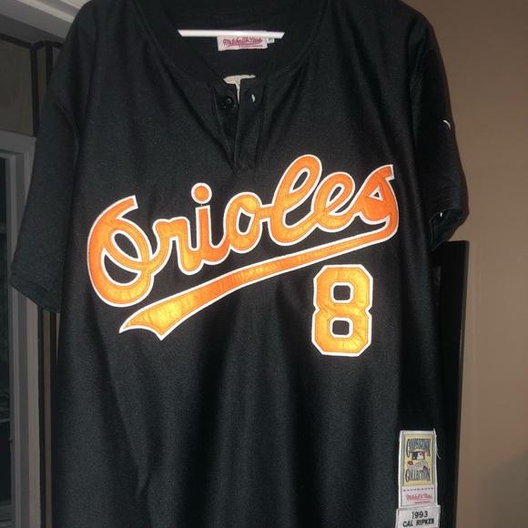 lowest price 682f9 5e33a 1993 Orioles Cal Ripken Jr. Mitchell & Ness jersey